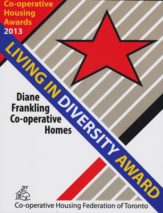 Diversity Award 2013