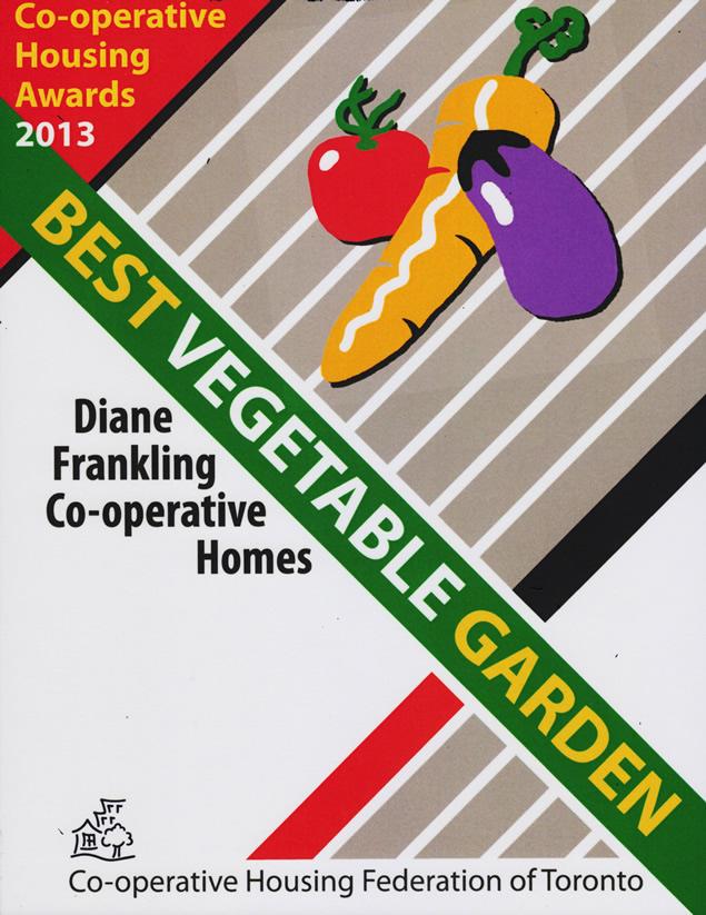Vegetable Garden 2013